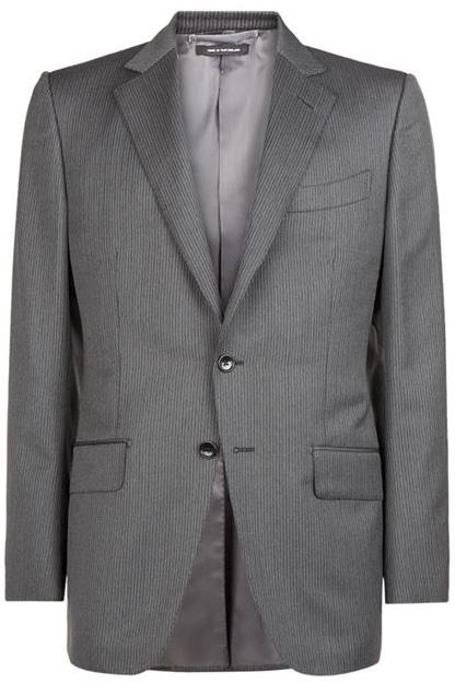 1f341fed1eb Tom Ford O Connor Grey Pinstripe Suit
