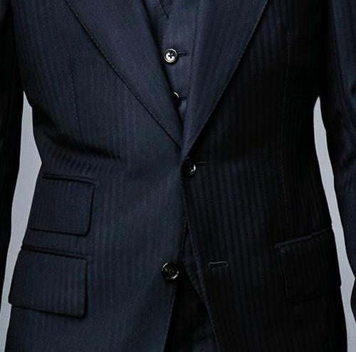 Tom Ford Windsor Three Piece Suit Bond Lifestyle