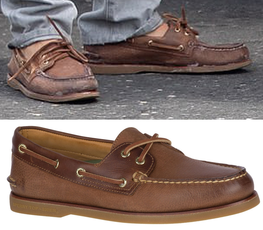 Sperry Gold Cup Authentic Original