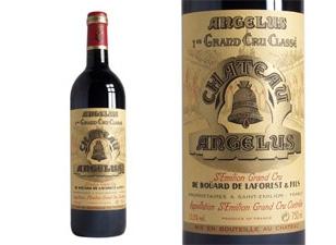 Ch teau ang lus premier grand cru class saint milion for Chateau angelus