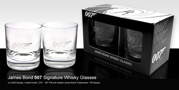 Lovely ... Entertainment Franchise, Property Of Danjaq LLC And EON Productions,  And Created A New Signature Range Of High End Barware, Glassware And  Cocktail Sets, ...