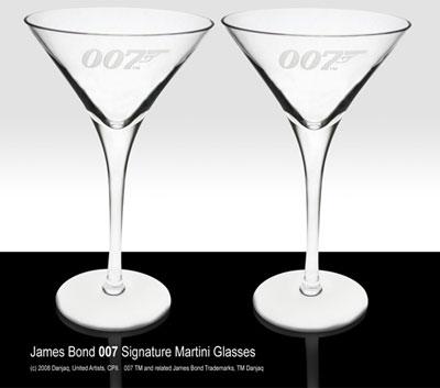 JAMES BOND 007 Universal Exports Whisky Tumbler with optional gift box.