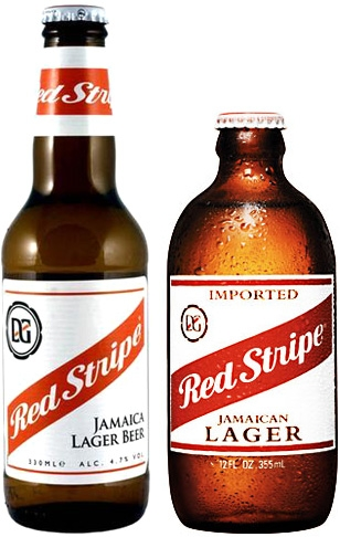 Case of Red Stripe Beer Cans - 330ml x 24 — Lily Kerridge