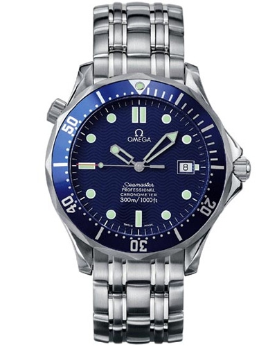 Omega Seamaster 300m Chronometer 2531 80 00 Bond Lifestyle