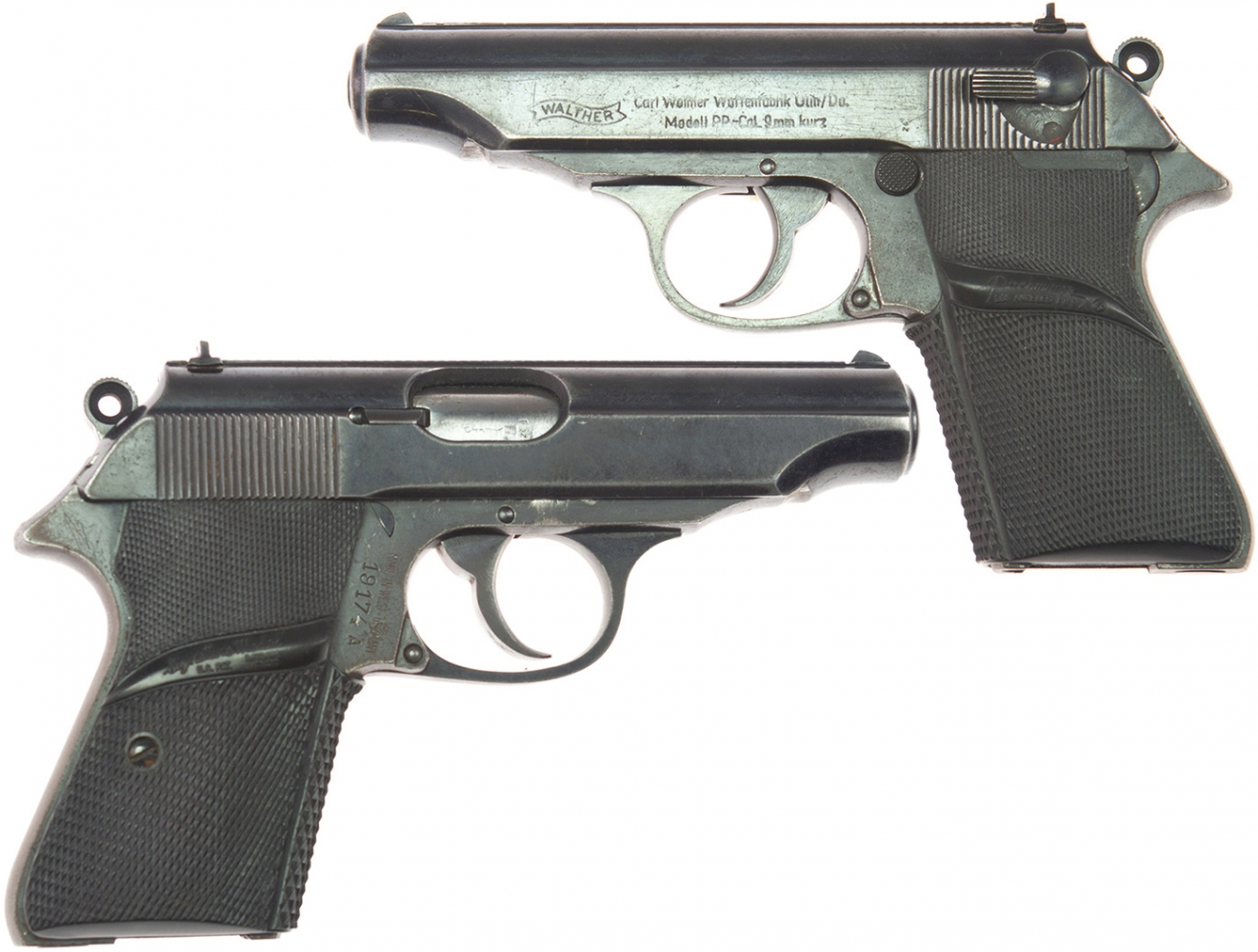 Walther Ppk Bond Lifestyle
