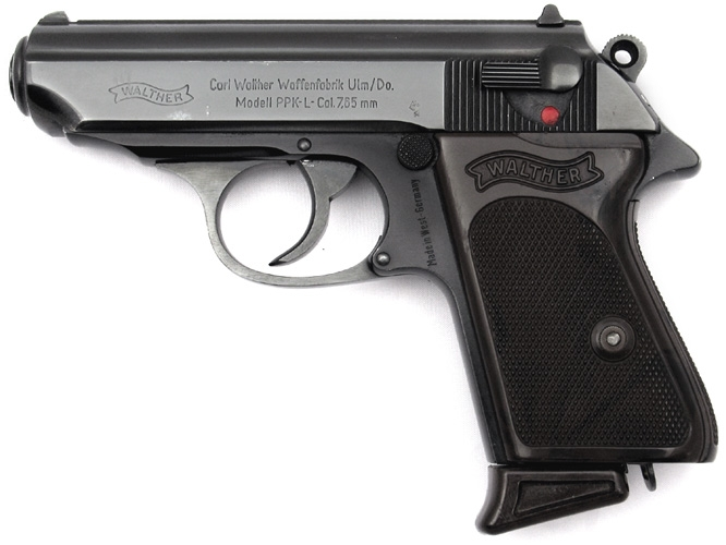 Walther PPK | Bond Lifestyle