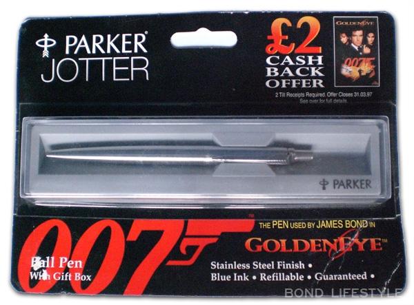 Parker Jotter Bond Lifestyle