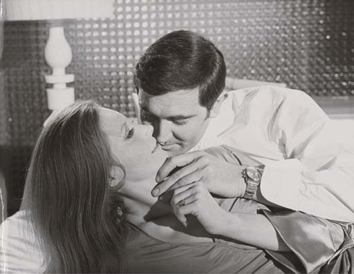 George Lazenby Rolex Pre-Daytona on her majesty's secret service