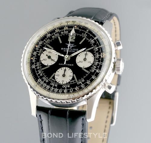 Breitling Navitimer 806 Bond Lifestyle