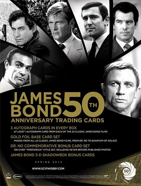 bond 50th anniversary edition