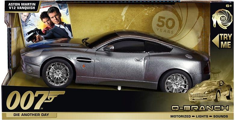 Aston Martin Vanquish Die Another Day   Q Branch Edition