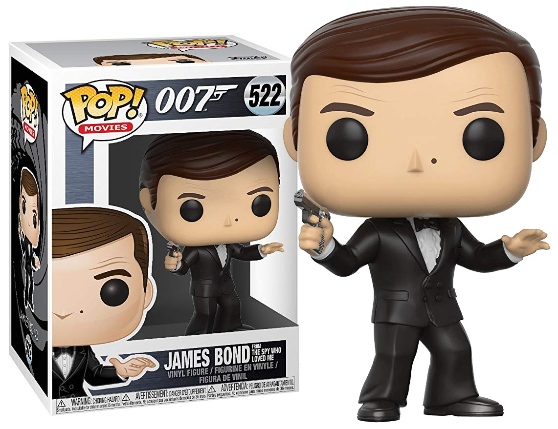 POP Movies James Bond Funko Blofeld Brand New In Box