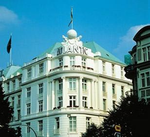 Atlantic Hotel Hamburg James Bond