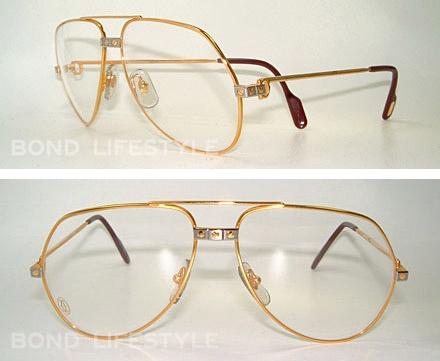 Cartier Vendome Santos sunglasses | Bond Lifestyle
