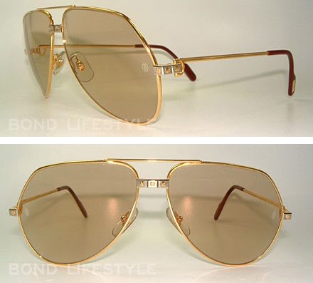 2abf55aa140f Cartier Vendome Santos sunglasses