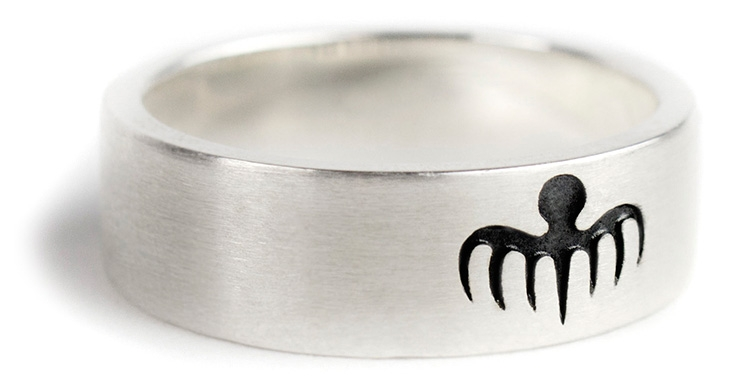 Spectre Ring Replica