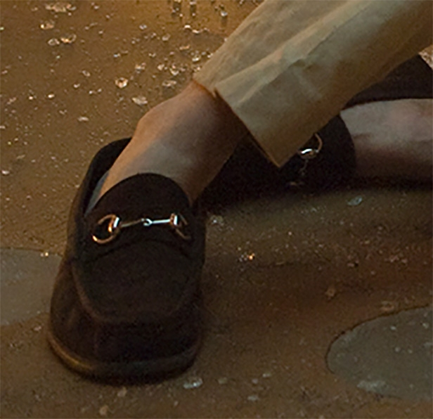deebe1111 Detail of the Gucci Loafers worn by Dominic Greene in Quantum of Solace
