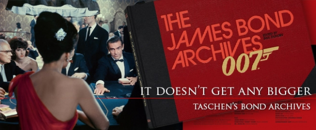Taschen The James Bond 007 Archives