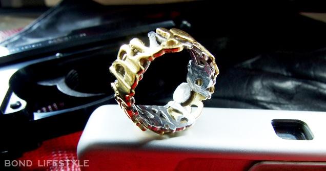 Food Service Wedding Ring