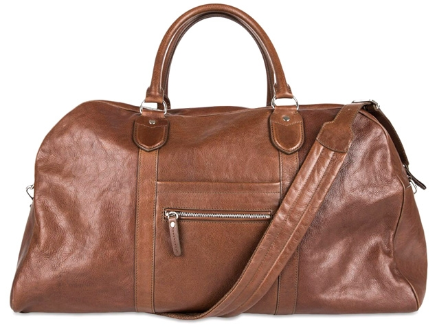Brunello Cucinelli Cowhide Boston bag