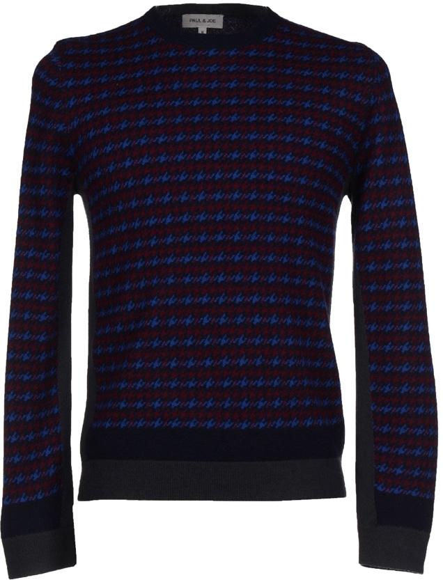 Paul & Joe sweater worn by Q, front