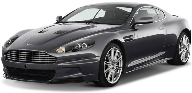 Delightful Aston Martin DBS