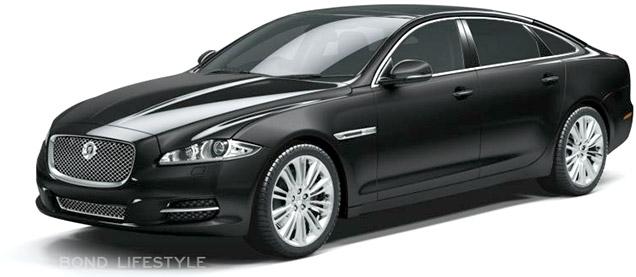 Jaguar Car 2014 xf Black Car is a Black Jaguar xj l