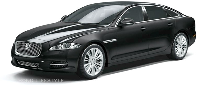 Mu0027s Company Car Is A Black Jaguar XJ L