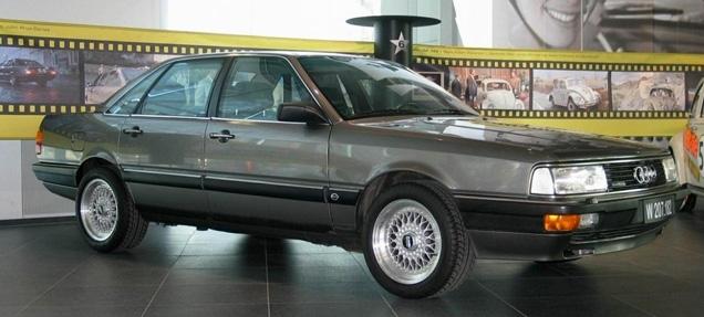 The James Bond Audi 200 Quattro