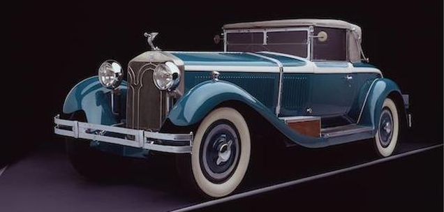1929 Isotta Fraschini Tipo 8A Castagna Roadster