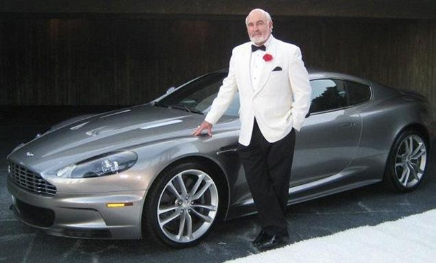 Dennis Keogh - James Bond Lookalike | Bond Lifestyle