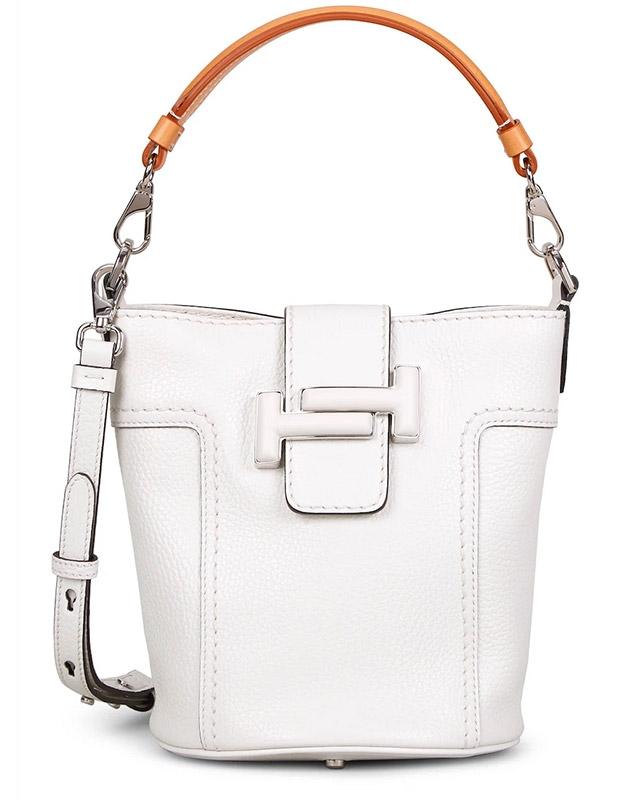 Tod's Double T Bucket Bag Mini, reference XBWDOTK0100KJ13Q08.