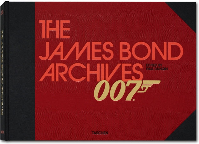 James Bond archives 2012 TASCHEN