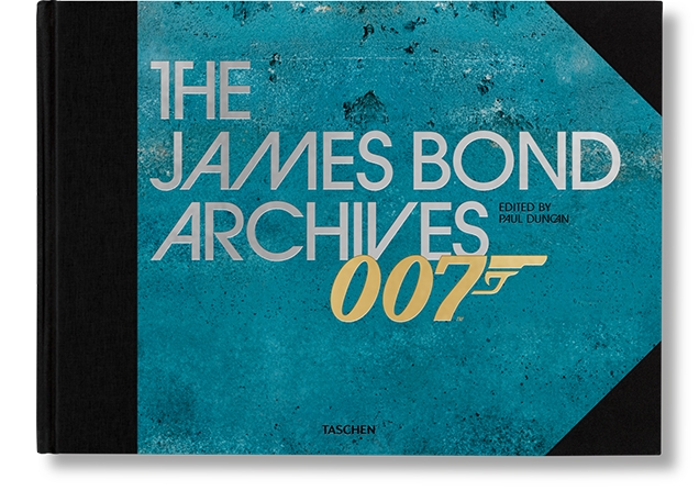 The James Bond Archives No Time To Die by TASCHEN