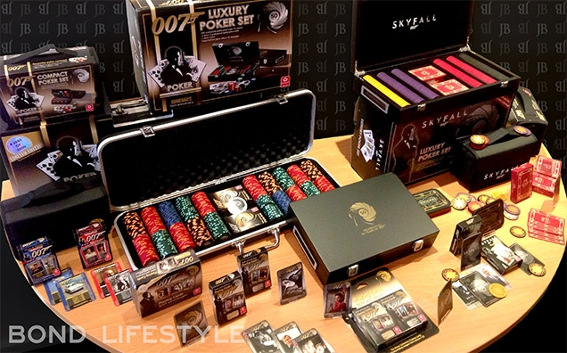 james bond lifestyle casino royale