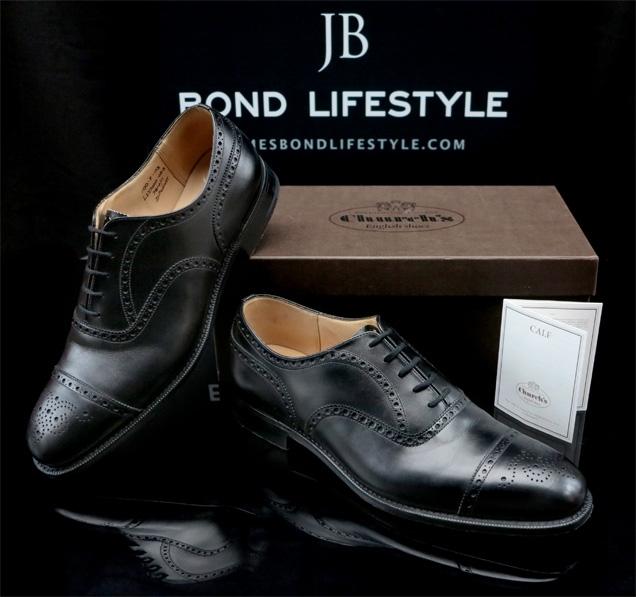 Church S Shoes Half Brogue