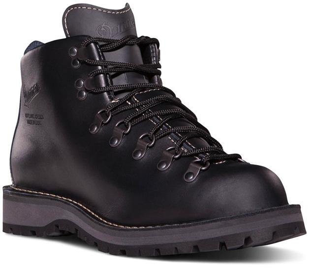 Danner Mountain Light II 5 black boots