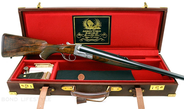 Anderson Wheeler 500 Nitro Express Double Rifle