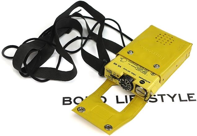 Barryvox Autophon VS 68 transceiver