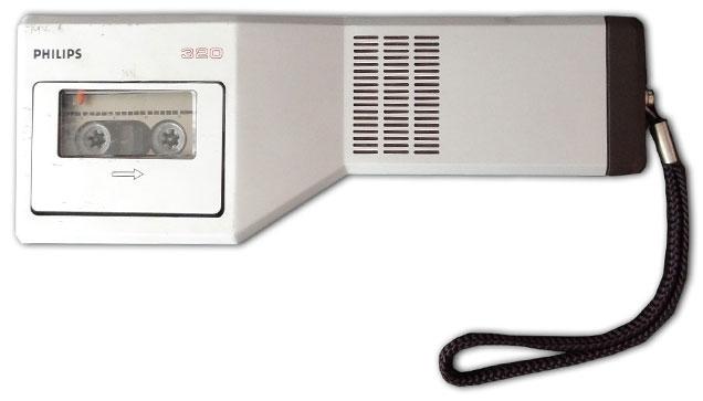 Philips LFH 0320 Dictaphone