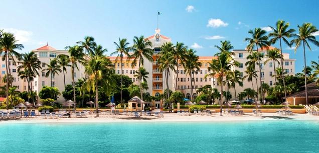 British Colonial Hilton, Nassau, Bahamas