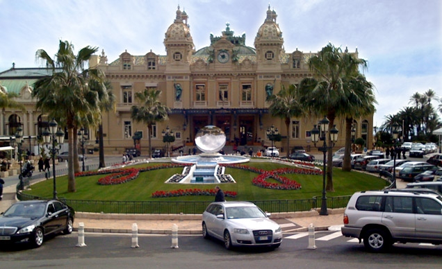 Monaco Monaco  city images : Monte Carlo Casino, Monaco | Bond Lifestyle