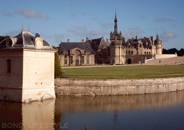 Château de Chantilly, France