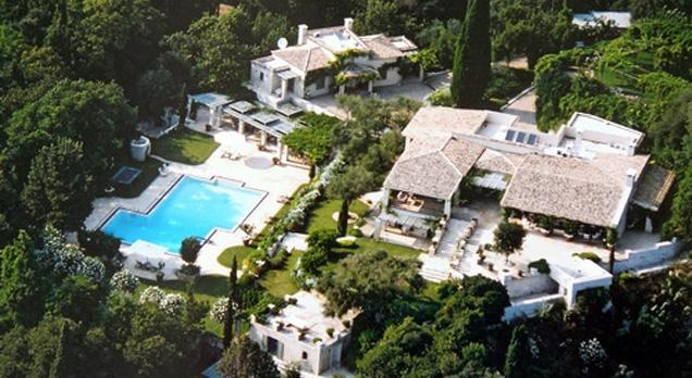 Villa Sylva, Kanoni, Corfu, Greece