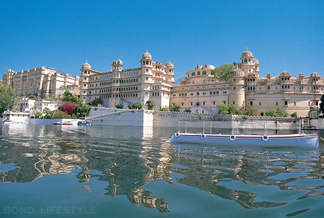 Shiv Niwas Palace is the hotel where James Bond stays in the movie Octopussy.