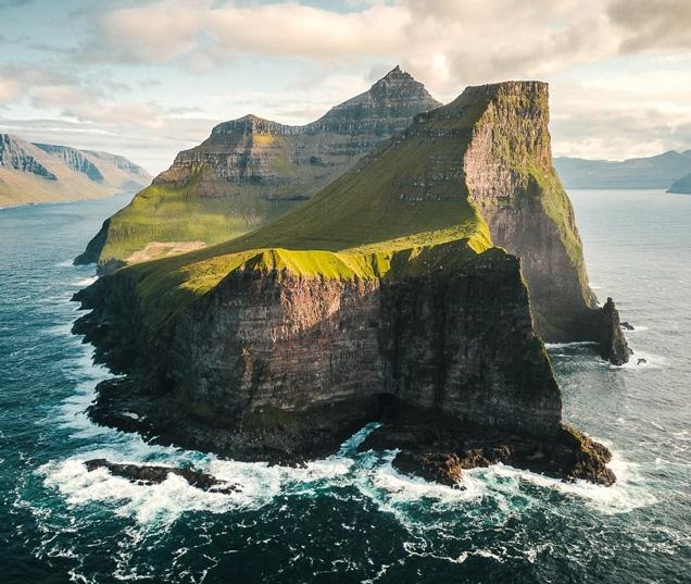 Kalsoy Island, Faroe Islands