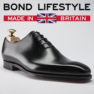 Crockett & Jones shoes - Bond Liestyle Made In Britain