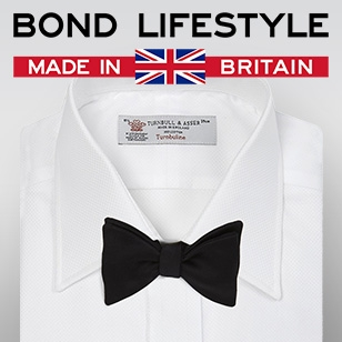 Turnbull & Asser - Bond Lifestyle Made In Britain