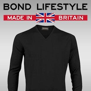 John Smedley Bobby - Bond Lifestyle Made In Britain