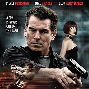 Pierce Brosnan The November Man Olga Kurylenko